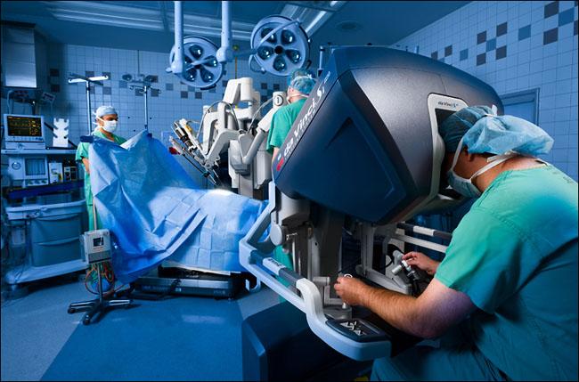 DaVinci Robotic Surgery, Maine General Medical Center